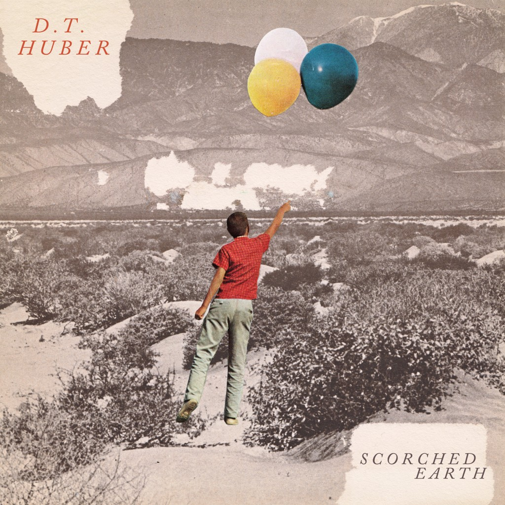 D.T. Huber's EP Scorched Earth
